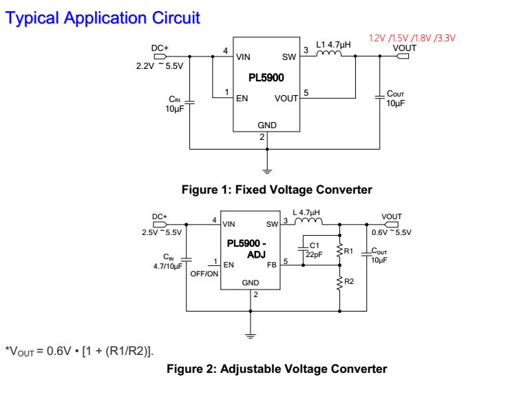 锂电池3.7v转1.8v降压ic,给mcu供电,高效率